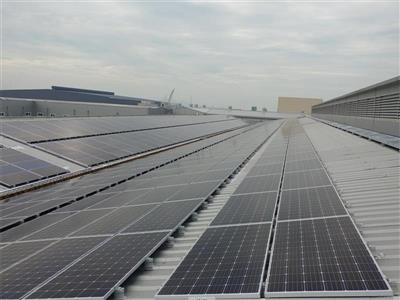 1.0MW Solar Project in India